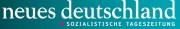 Logo der Zeitung Neues Deutschland