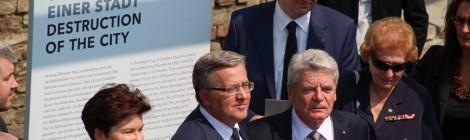 Polnischer Staatspräsident plädiert für dauerhaften Erinnerungsort in Berlin