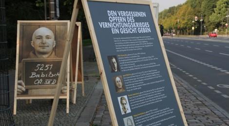 Porträts am Tiergarten geben Opfern ein Gesicht