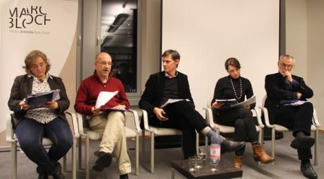 Diskussion zur deutschen Besatzungspolitik in Jugoslawien